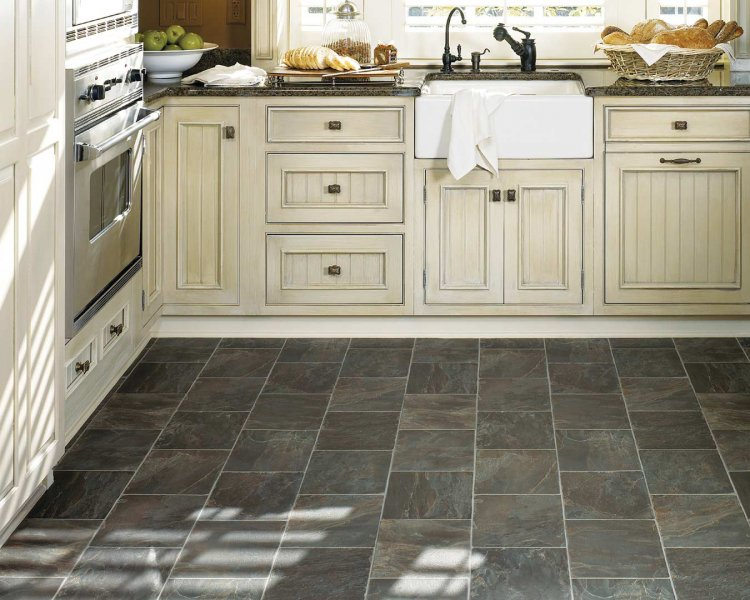 Vinyl wilmac flooring for White kitchen vinyl floor